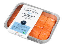 Laksefilet naturell 500 g